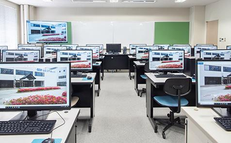第3コンピュータ室のイメージ