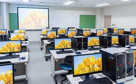 第5コンピュータ室のイメージ