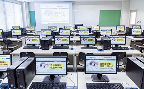 第6コンピュータ室のイメージ
