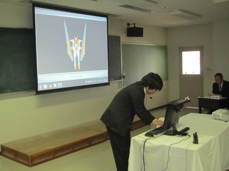 3DCGによるガンダムアニメーションを発表